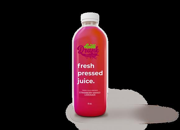 Strawberry pineapple Lemonade