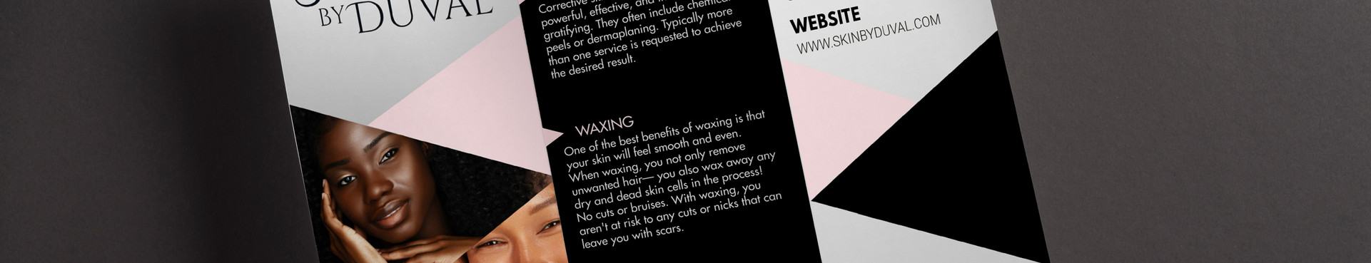 Skin by Duval Brochure