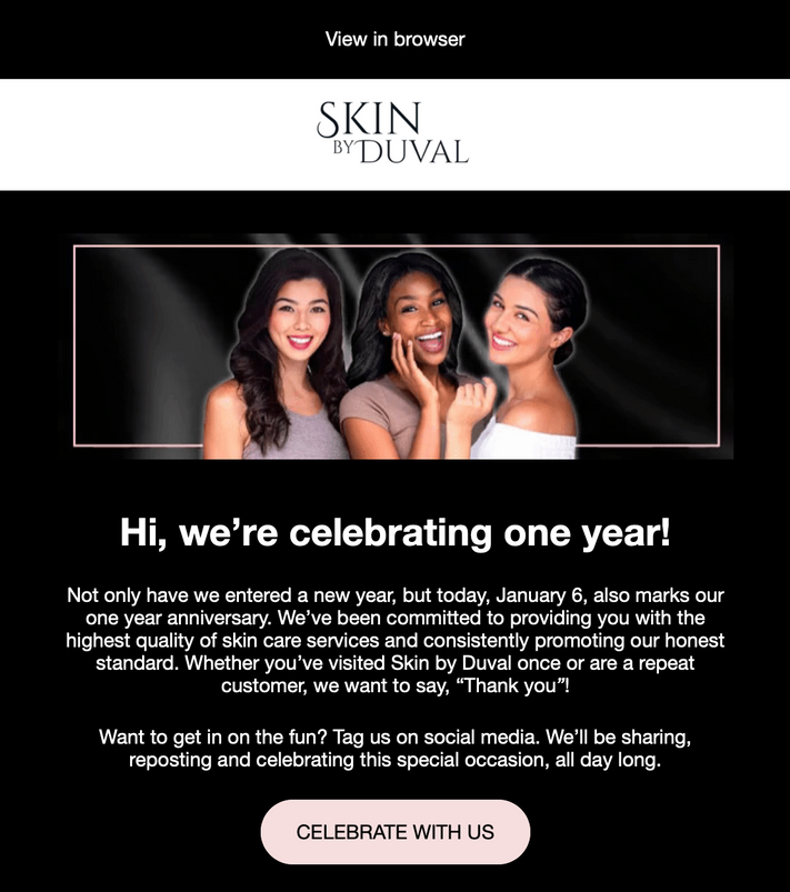 Skin by Duval Email