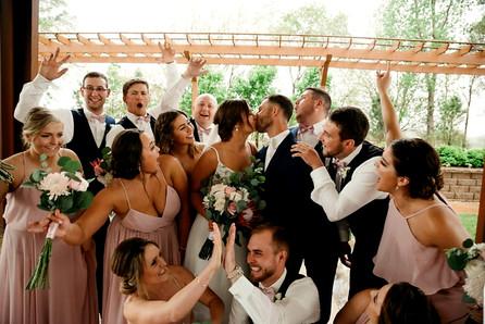 Outdoor Nebraska Wedding