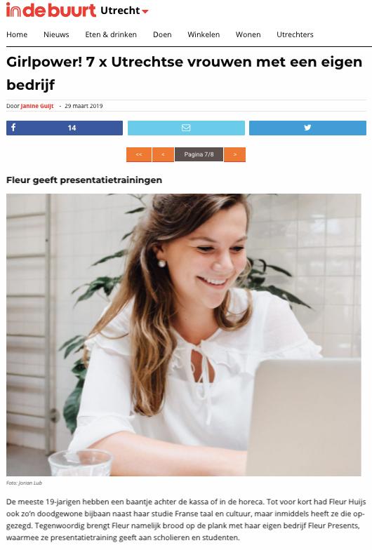 7x Utrechtse vrouwen met een eigen bedrijf