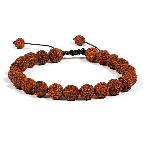 Mala Rudraksha Kralen 21 Perlen (Lord Shiva)