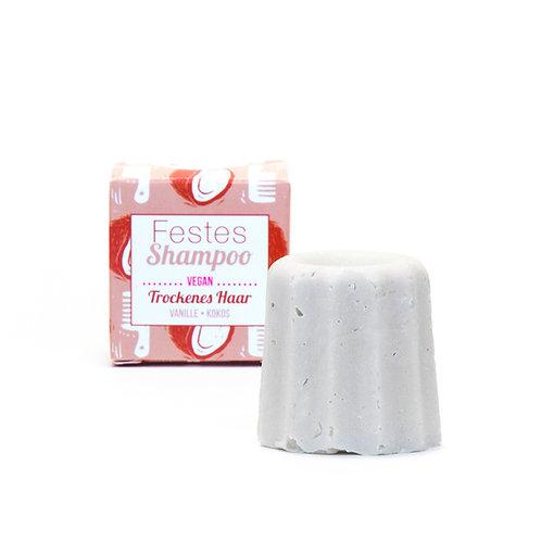 Veganes Festes Shampoo Vanille-Kokos