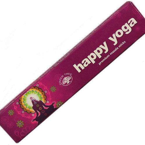 Räucherstäbchen *Happy Yoga*
