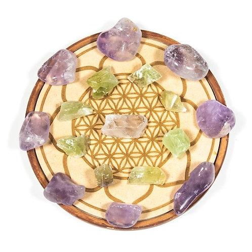 Crystal Grid *Healing*