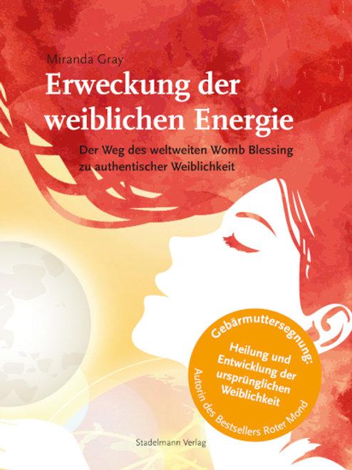 Buch *Erweckung der weiblichen Energie*
