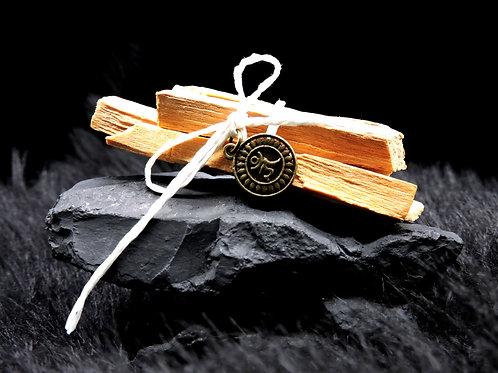 4er-Set Palo Santo Heiliges Holz Stöckchen