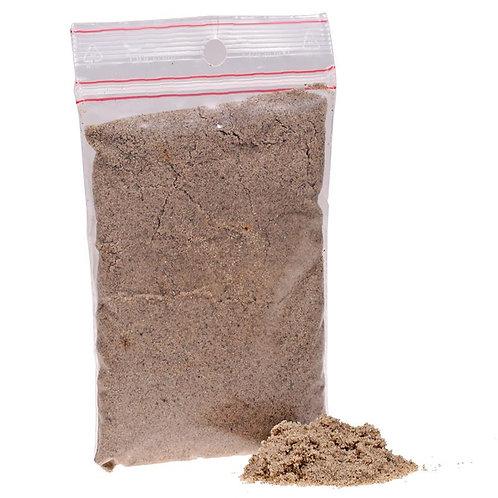Säckchen Sand zum Räuchern