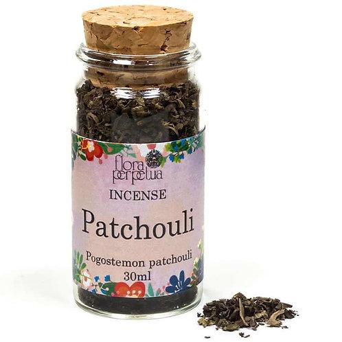 Patchouli Blätter Räucherwerk
