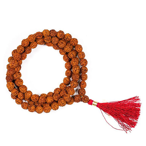 Mala Rudraksha 108 Perlen (Lord Shiva)