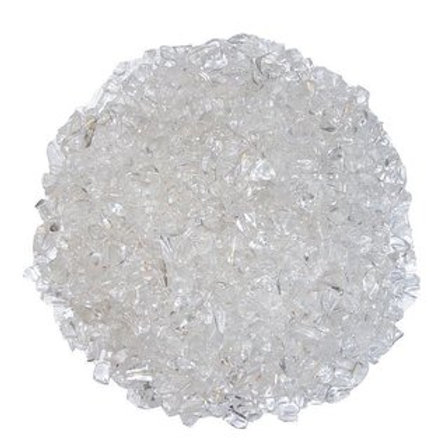 Ladesteine 150gr. Bergkristall