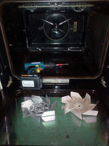 oven repir in dublin