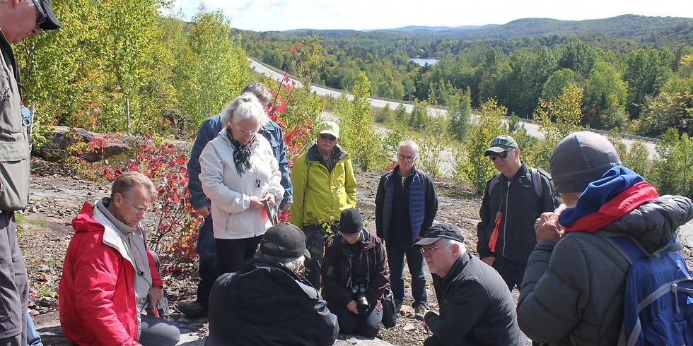 Visite à Charlevoix - Géologie
