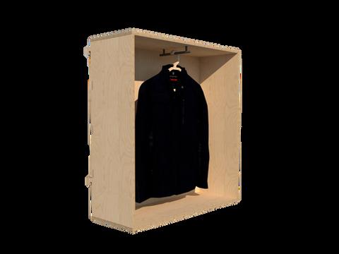 JACKET BOX