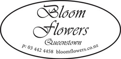Bloom Flowers - small logo