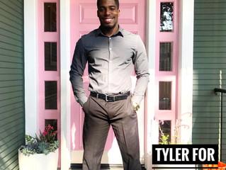 Tyler for Diamond Stud 2017
