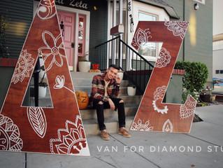 Van for Diamond Stud 2017