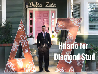 Hilario for Diamond Stud 2017