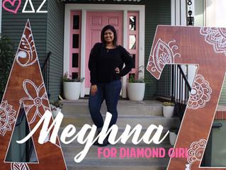 Meghna for Diamond Girl 2017