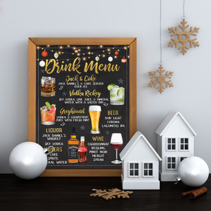 Best Wood Frames To Use for Chalkboard Prints