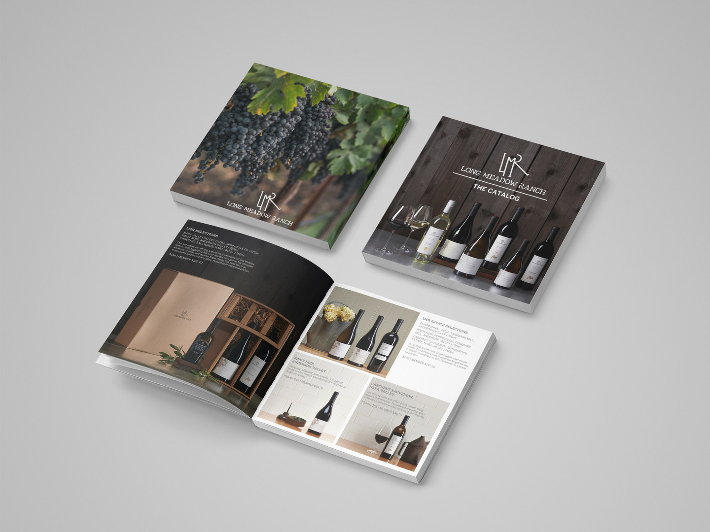 Winery Product Catalog