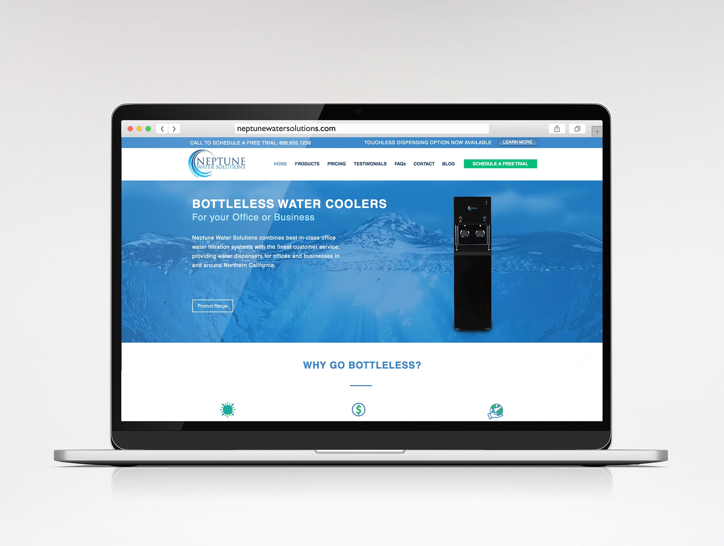 Neptune Website