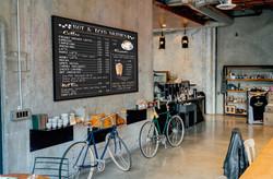 Coffee Menu Board