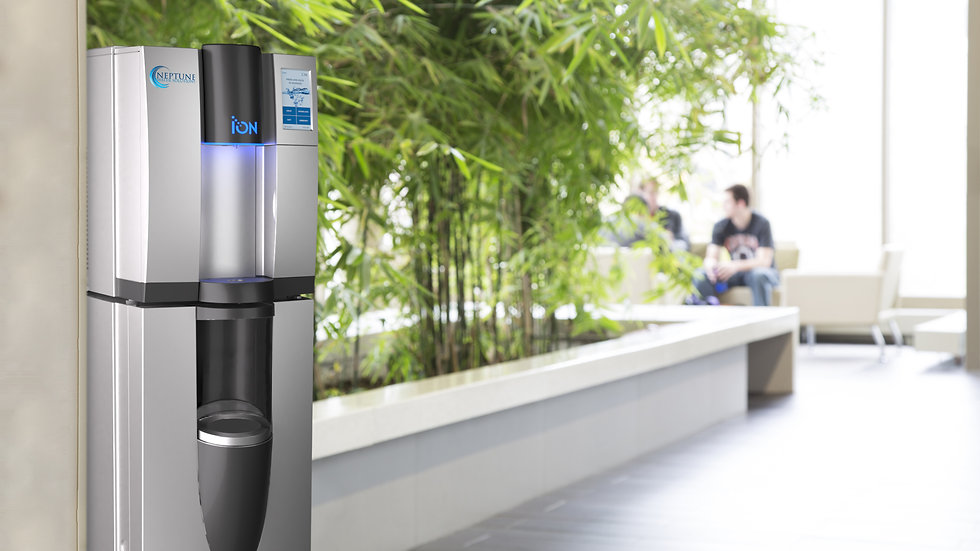 TS 400 Deluxe Sparkling Water Cooler