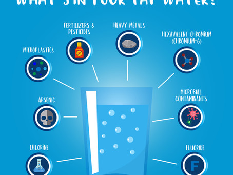 WHAT'S IN YOUR TAP WATER?