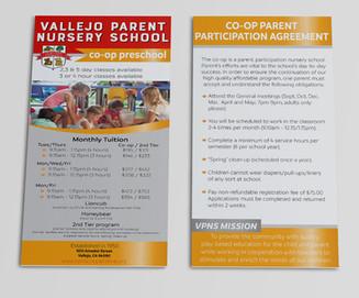 VPNS Nursery Flyer