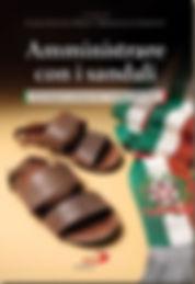 Amministrare con i sandali a cura di Laura Cristina Niero e  Mariagiulia Sandonà