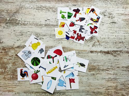 Классификация предметов для детей