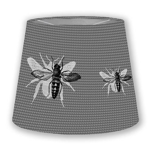 BW Bees Cone Lampshade