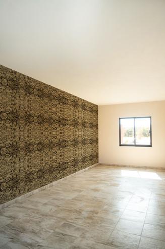 Custom made wallpaper
