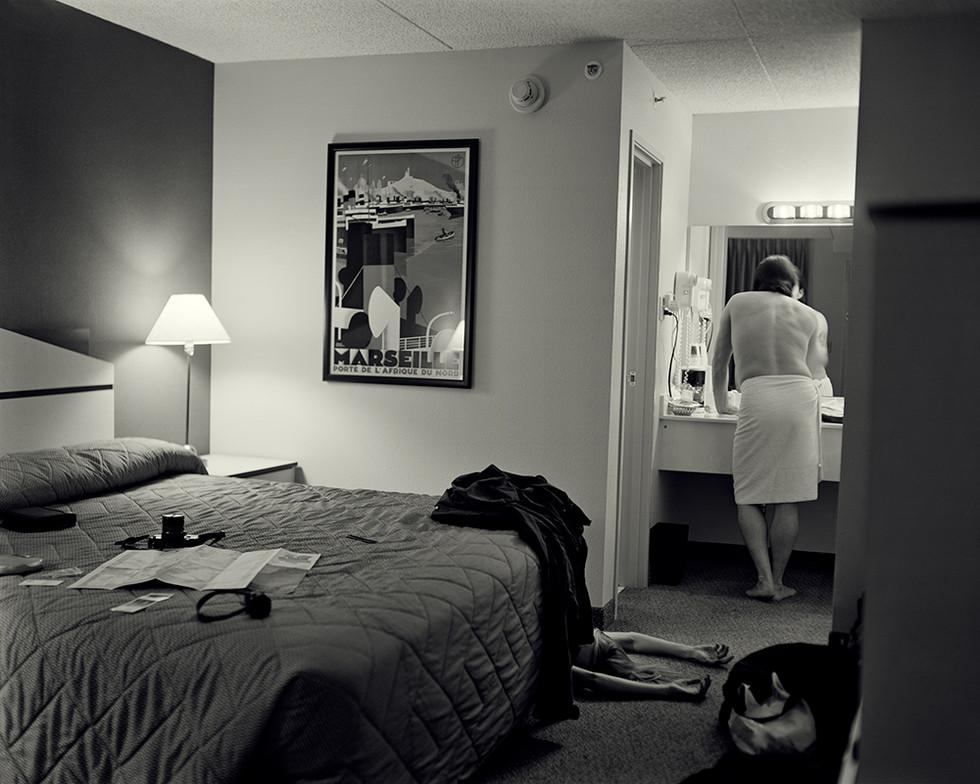Ramada Inn Room 408, Albuquerque, New Mexico
