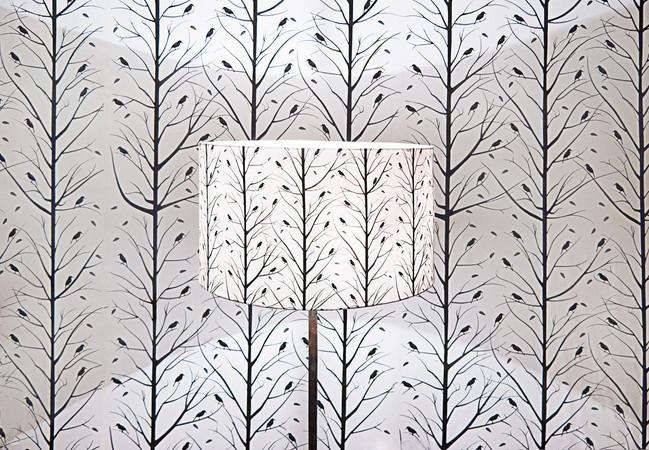 Red Bird Forest design