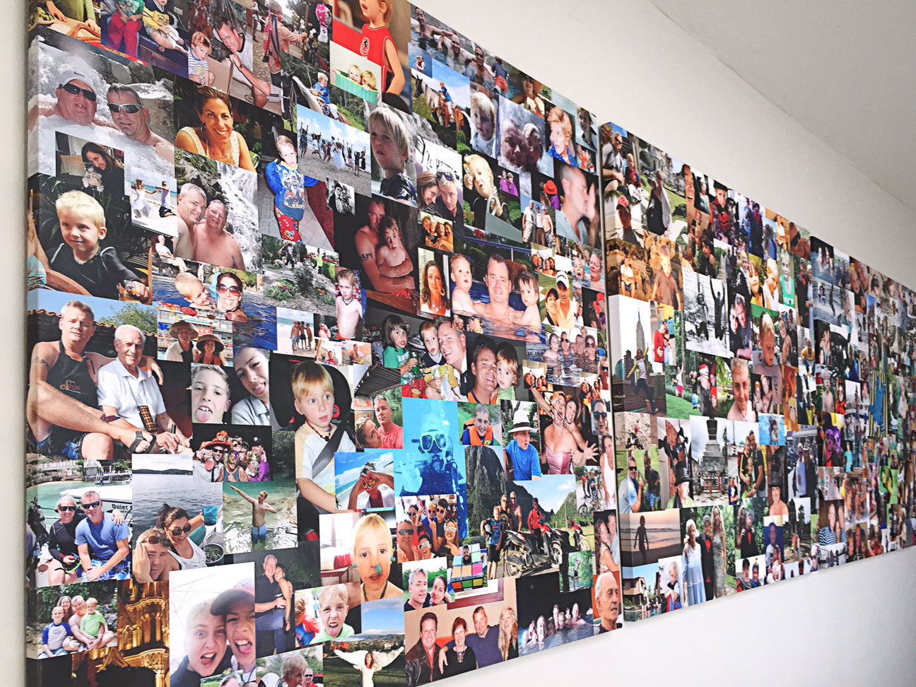 Family Wall Collage