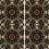 Thumbnail: CDMX Night Kaleidoscope Wall Covering