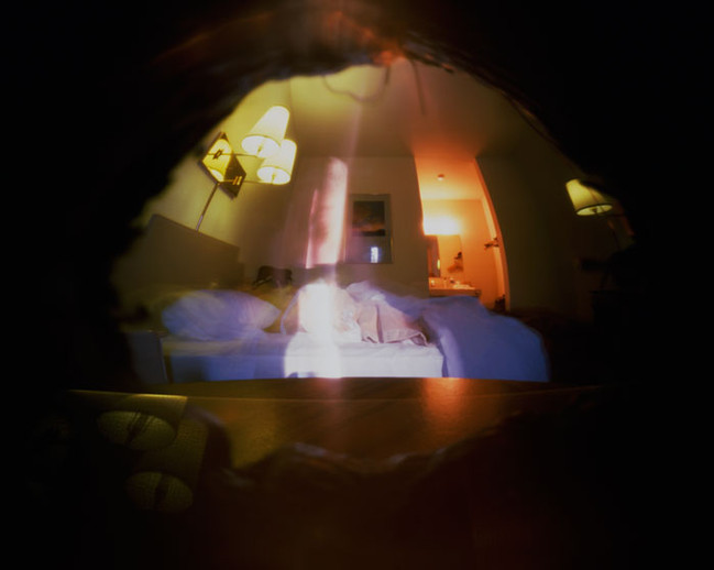 Untitled Hotel Room #4