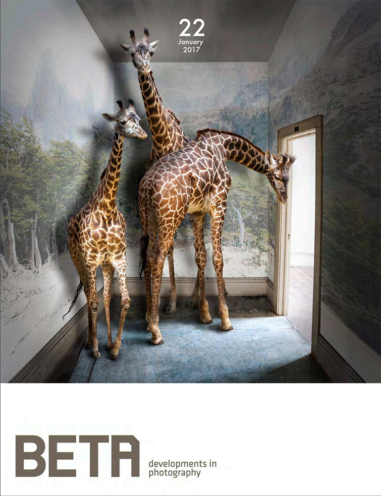 BETA - Developments in Photography, Issue 22, Cover