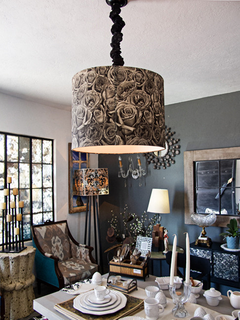 Make one of our lampshades your signature piece