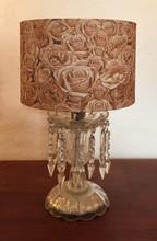 Custom designed lampshade