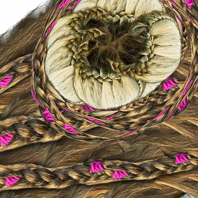 Detail, Pink Elastics