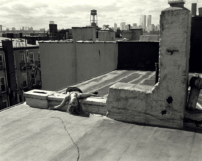 Greenpoint Rooftop, Brooklyn, New York