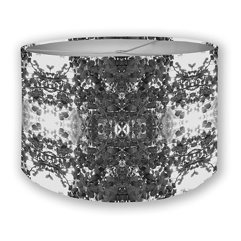BW Leaves Drum Lampshade