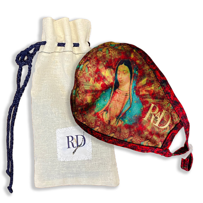 Guadalupe Face Mask & Bag