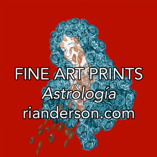 Fine Art Prints - Astrología