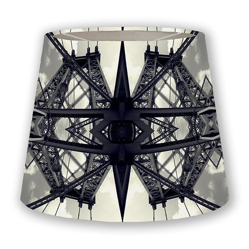 Steel Bridge Cone Lampshade
