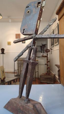 Sculpture par Gerardo de Pablo