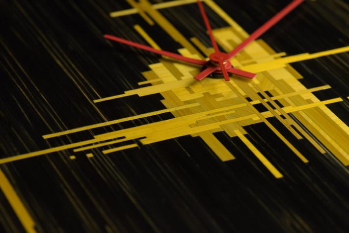 1.Pendule noire..JPG